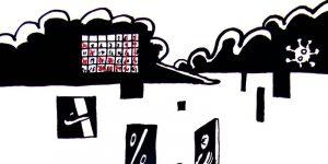 Parte de la ilustración de Luis San JOsé Lorente.